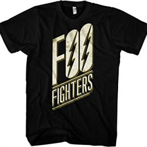 Foo Fighters Slanted Logo