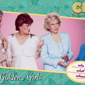 The Golden Girls Clue box