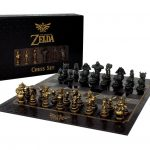 Zelda Collectors Chess Pieces
