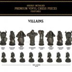 Zelda Collectors Chess Villains