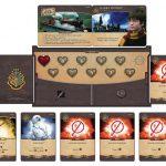 Harry Potter Battle Game deck building