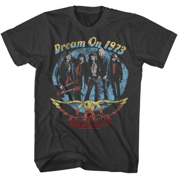 Aerosmith Dream On t shirt