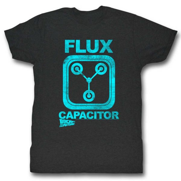 Back To The Future Flux t shirt