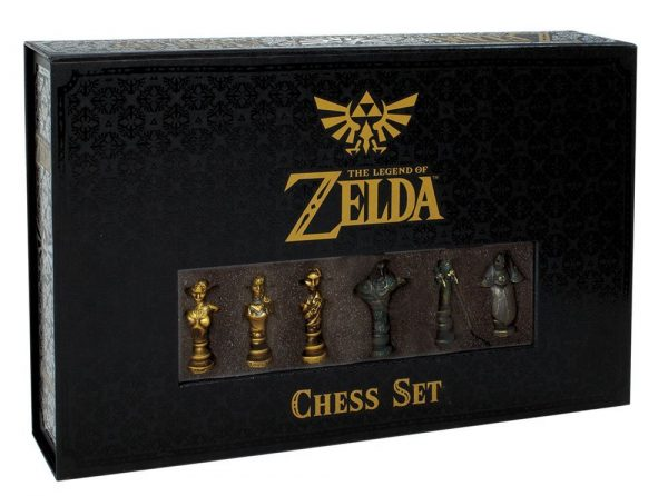 Zelda Collectors Chess