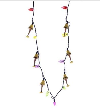 Christmas Story LED necklace