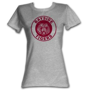 Saved By The Bell Bayside Circle Juniors t shirt