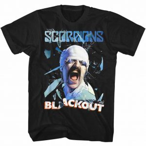 Scorpions Blackout t shirt