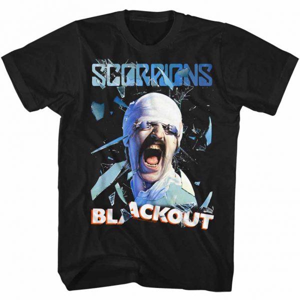 Scorpions Blackout t shirt