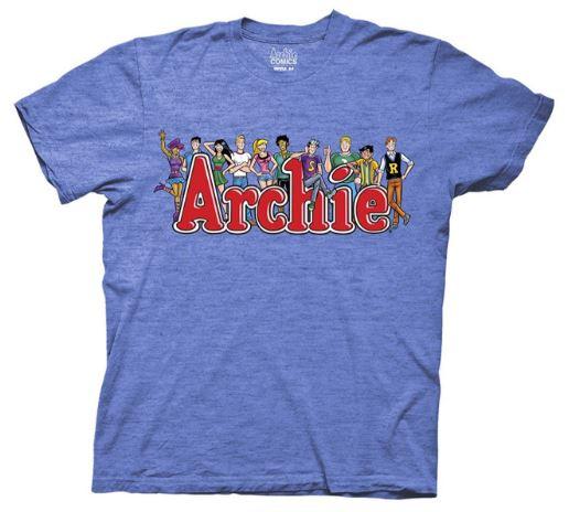 Archie Logo Group t shirt