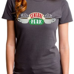 Friends Central Perk juniors t shirt