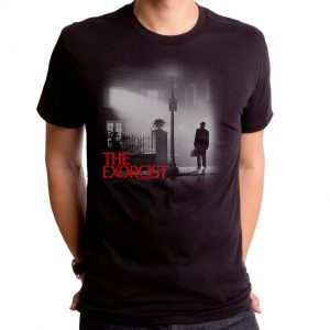 The Exorcist Night Watch t shirt