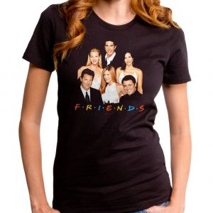 Friends Photo Girls T-Shirt
