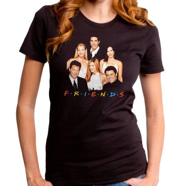 Friends Photo Girls T-Shirt