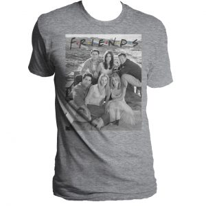 Friends Group Photo T-Shirt