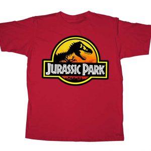 Jurassic Park Logo Youth