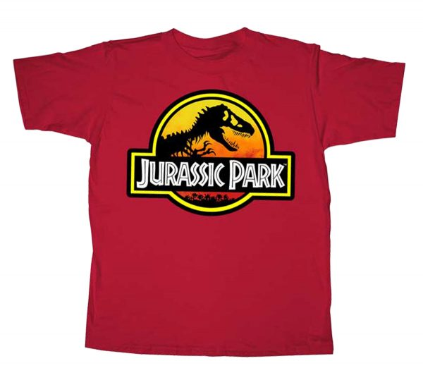 Jurassic Park Logo Youth