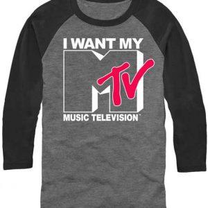 MTV Logo jersey