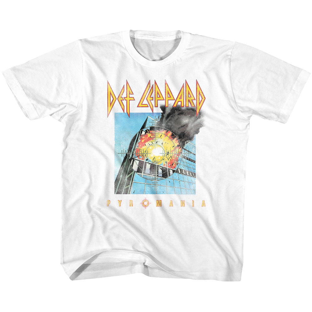 Def Leppard Pyromania Toddler