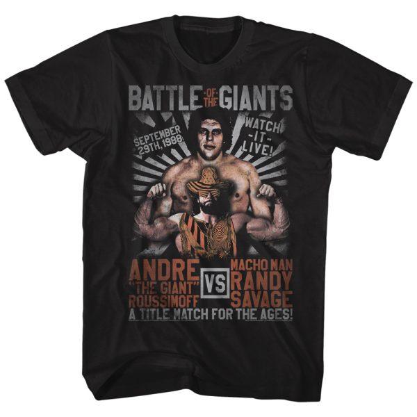 Battle of the Giants Versus Match