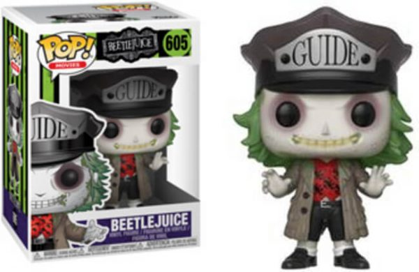 Beetlejuice Guide Funko Pop Vinyl