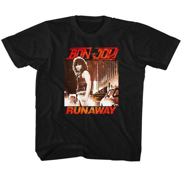 Bon Jovi Runaway Youth