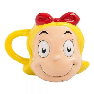 The Grinch Cindy Lou Sculpted Mug