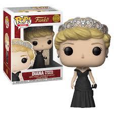 Diana Princess of Wales Funko Pop Vinyl