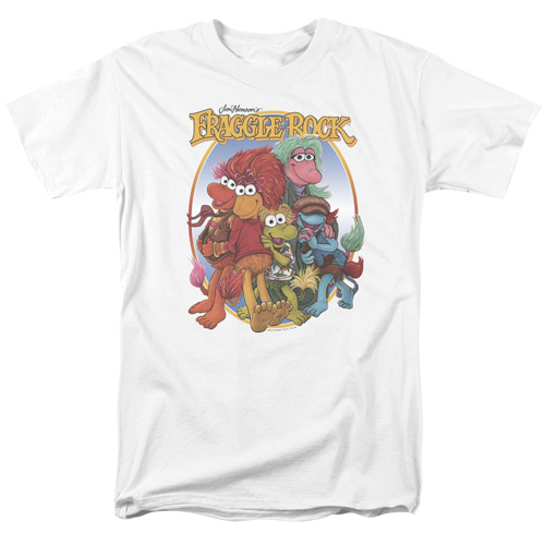 Fraggle Rock Group Hug