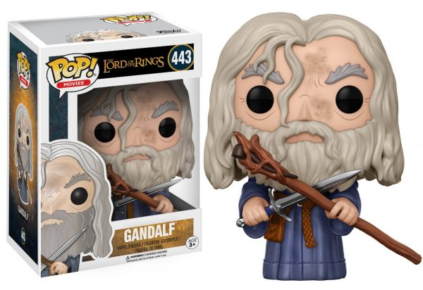 Lord of the Rings Gandalf Funko Pop Vinyl