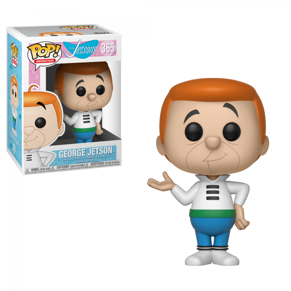 The Jetsons George Funko Pop Vinyl