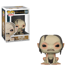 Lord of the Rings Gollum Funko Pop Vinyl