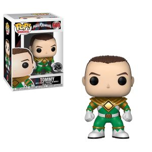 Power Rangers Green Ranger Funko Pop Vinyl