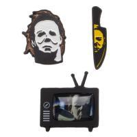 Halloween Michael Myers Lapel Pin Set