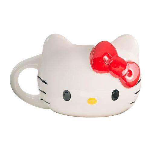Hello Kitty Sculpted Mug