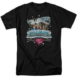 I Love Lucy Hollywood Road Trip