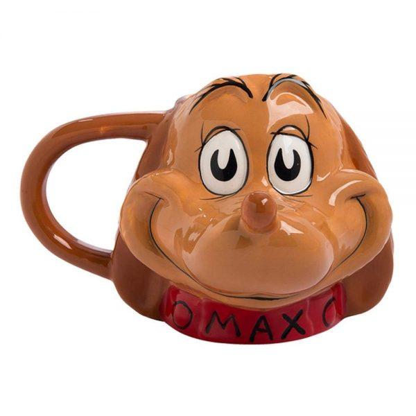 The Grinch Max Sculpted Mug