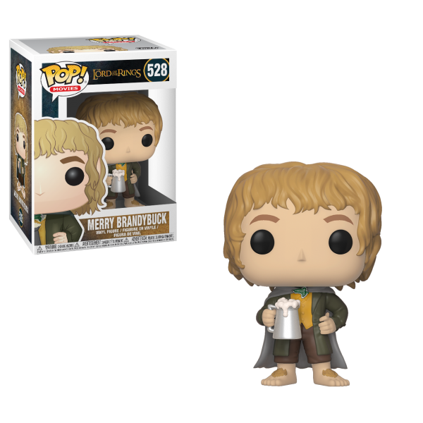Lord of the Rings Merry Funko Pop Vinyl