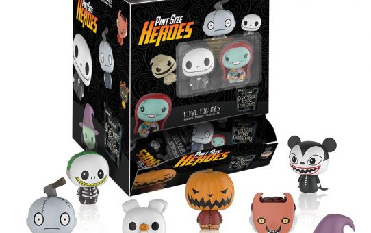 Nightmare Before Christmas Funko Pint Size Heroes Blind Bag