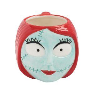 Nightmare Before Christmas Sally Sculpted Mug