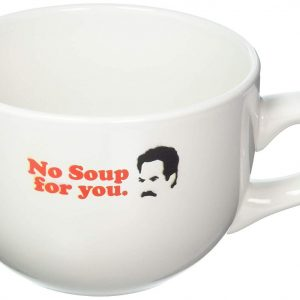 Seinfeld No Soup For You Soup Mug