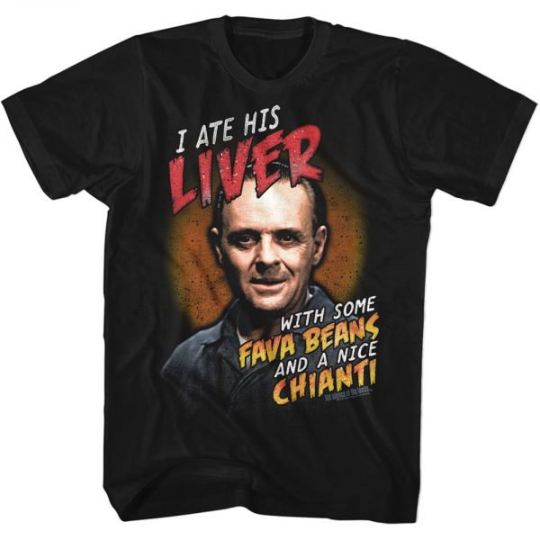 The Silence of the Lambs Fava Beans