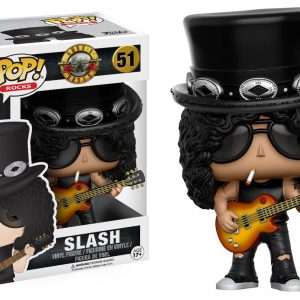 Guns N Roses Slash Funko Pop Vinyl