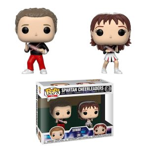SNL Spartan Cheerleaders Funko Pop Vinyl