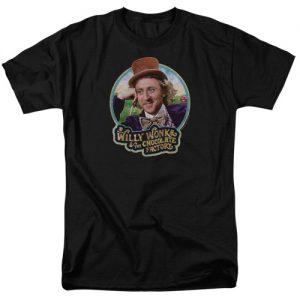 Willy Wonka Scrumdiddlumptious