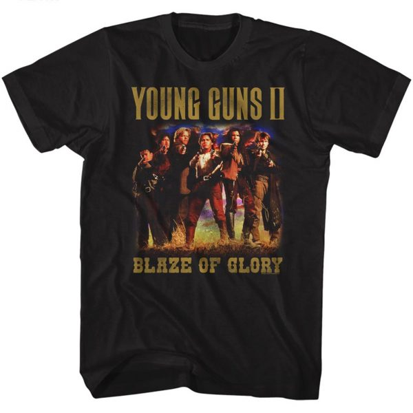 Young Guns II Blaze of Glory