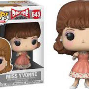 Pee Wee's Playhouse Miss Yvonne Funko Pop Vinyl