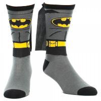 Batman Caped Socks
