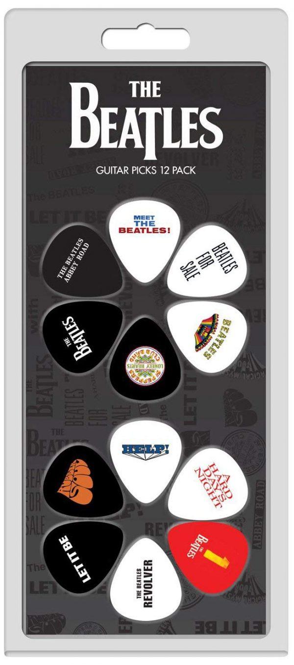 The Beatles 12pk Guitar Picks
