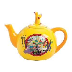 Beatles Yellow Submarine Teapot
