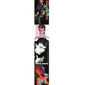 David Bowie Polyester Guitar Strap